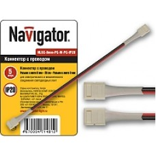 Коннектор Navigator 71 481 NLSC-8mm-PC-W-PC-IP20